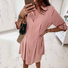 Женская блуза с длинным рукавом однотонная высокой талией