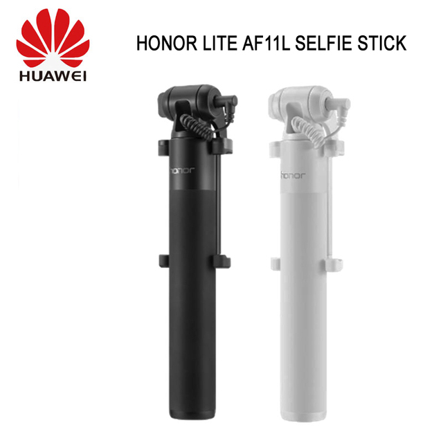 Original Huawei Honor lite AF11L Selfie Stick Extendable Handheld Shutter for iPhone Android Huawei Smartphones