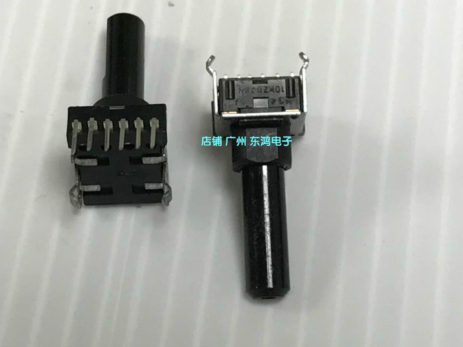 100k 60mm de largo B100KX2 Fader deslizante potenciómetro dual//Estéreo//registro de control deslizante