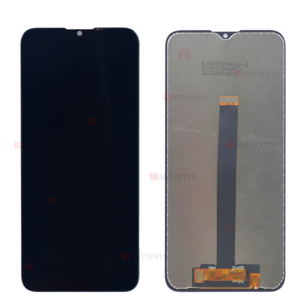 Moto One Fusion LCD