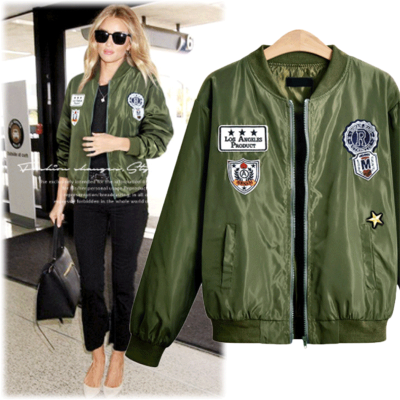 2019 Windbreaker   Jacket   Women Summer Coats Long Sleeve   Basic     Jackets   Bomber Thin Women's   Jacket   Female print   Jackets   Outwear#77