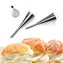 Pastry-Tips Dessert Baking-Tools Cake-Cookies Mouth Nozzles Decorators Puffs Stainless-Steel