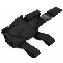 Military Airsoft Tactical Tornado Drop Leg Gun Holster Left Right Hand Mag Pouch Universal Glock Thigh Handgun Pistol Holster(China)