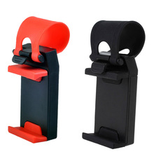 Universal Multifunction Car Steering Wheel Clip Mount Holder for Mobile Phone GPS phone holder
