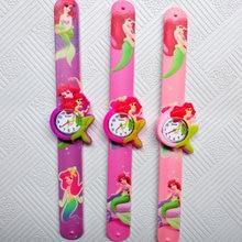 Новинка 2020 красивые часы для девочек детские розовые Мультяшные