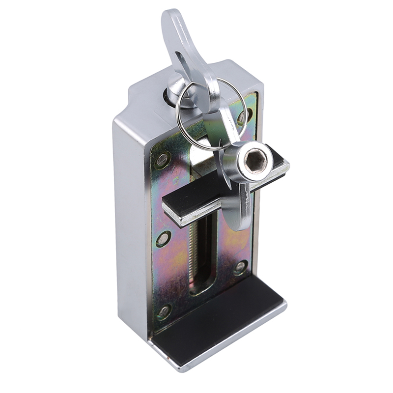 1PC Window Shield Sliding Zinc Alloy Window Locks Kids Security Locks Sliding Doors And Windows Children Safety Lock