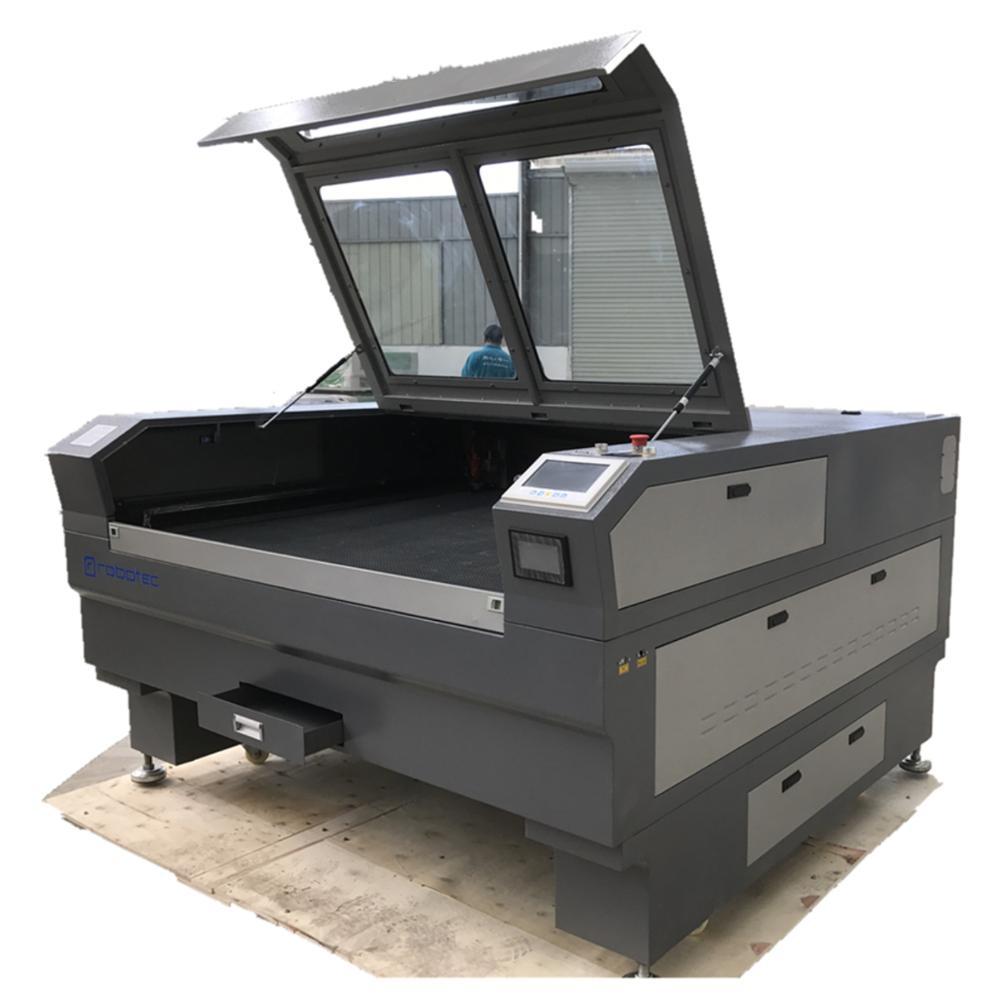 Reci 150W 1390 Laser Engraving Cutting Machine For Steel CO2 Laser Cutter Engraver Acrylic MDF Ruida Control System With CE FDA