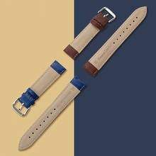 BENYAR Genuine Leather Watch Strap 20m 24mm 22mm Suitable For Men Women Watches