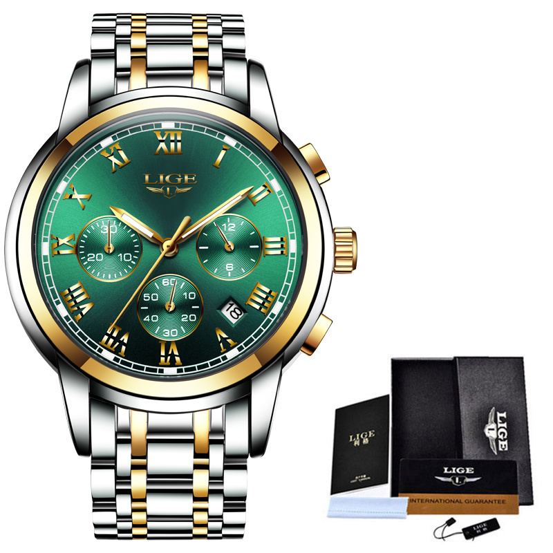 S Gold Green