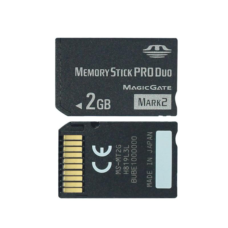32MB 64MB 128MB 256MB 512MB 1G 2G 4G Memory Stick Duo Card Camera Memory Card PSP Game Memory Stick MEMORY STICK PRO DUO