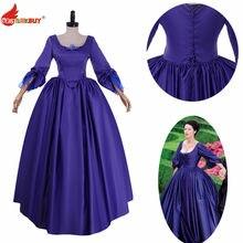 Costumebuy – robe de mariée pour femmes, Costume de guerre civile, style victorien, Rococo