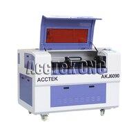 Jinan AccTek cnc 6090 laser graveur holz mdf acryl cortadora laser für kleine geschenke Holzfräsemaschinen Werkzeug -