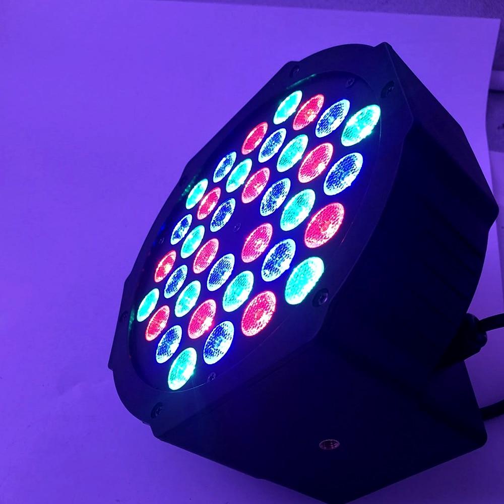 RGB/UV  White Par LED  Stage Light 36 LEDS Par Light Disco DJ Lighting Dmx Led Par
