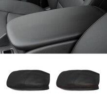 Armrest-Box-Cover Center-Console Malibu Xl Chevrolet for Protection-Trim Microfiber