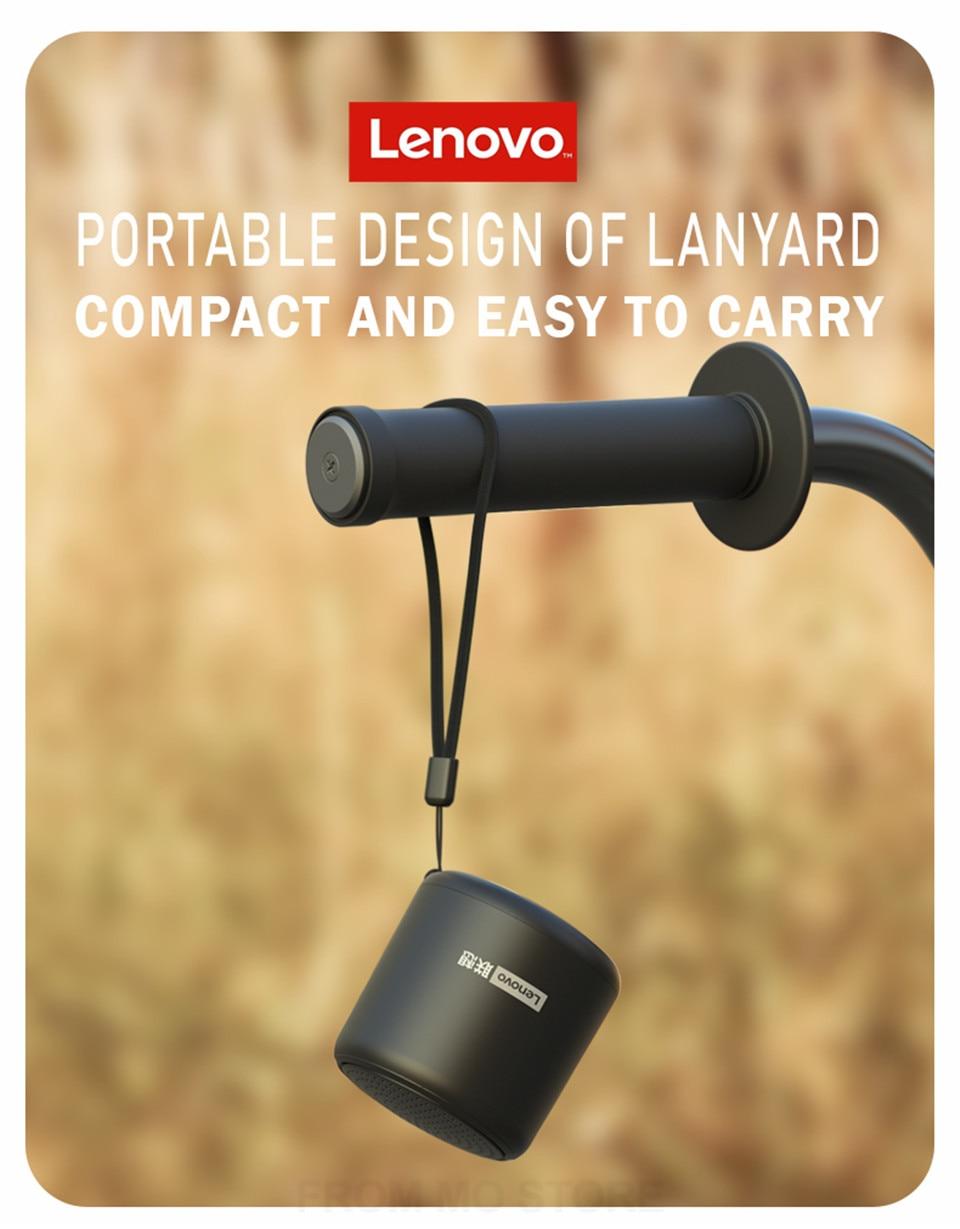 Lenovo L01 Colorful mini Speaker 11