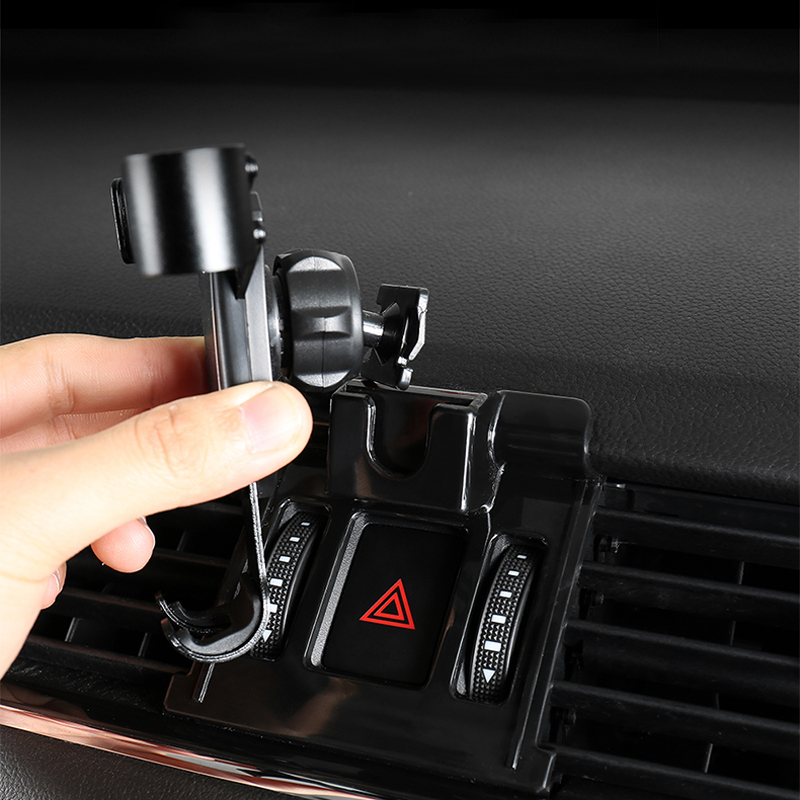 Car Air Vent Mount Phone Holder Mobile Phone Stable Cradle Smart Phone Stand For Skoda Octavia Mk3 2015 2016 2017 2018 2019