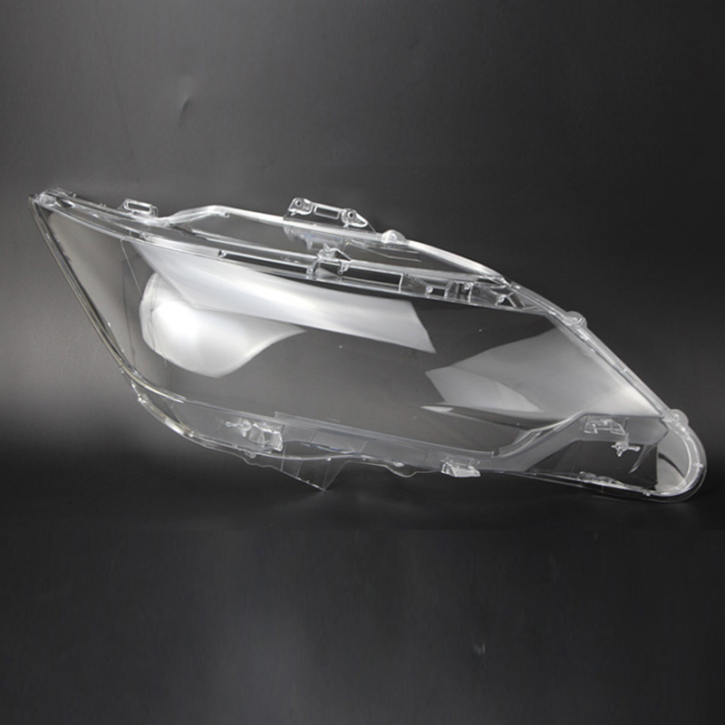 2 stücke für Toyota Camry OBJEKTIV lampenschirm Objektiv schutz kunststoff Scheinwerfer abdeckung objektiv Transparent glas auto haube wrap 2015- 2017