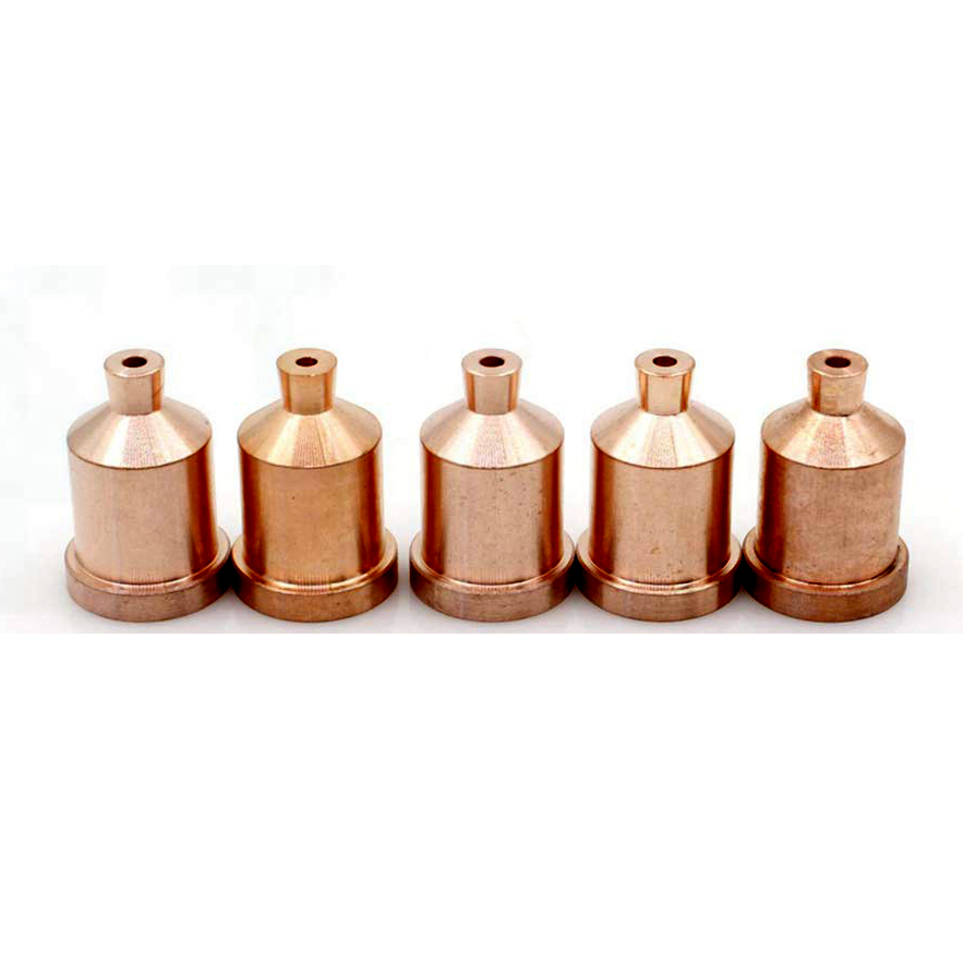 KP2845-8 Nozzle 100A W03X0893-64A Tip 0.066'' 1.7mm For Tomahawk 1538 Cutter LC105 Plasma Torch QTY-5 WS Aftermaket