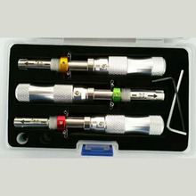 Box-Tools Lock Safe 3-In1 Accept 7pins Adjustable-Tubular New-Arrival