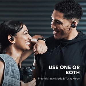 Image 5 - Mifa TWS 이어 버드 무선 블루투스 이어폰 블루투스 5.0 스테레오 스포츠 헤드폰 마이크가있는 3D 스테레오 사운드 이어폰