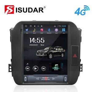 Image 1 - Isudar H53 אנכי 1 Din אנדרואיד אוטומטי רדיו לקאיה/Sportage 2010 2016 GPS לרכב מולטימדיה RAM 4G ROM 64GB DSP אוקטה Core USB DVR
