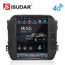 Isudar H53 Dọc 1 Din Android Tự Động Phát Thanh Cho Xe Kia/Sportage 2010 2016 GPS Đa Phương Tiện RAM 4G ROM 64GB DSP Octa Core Hình USB DVR
