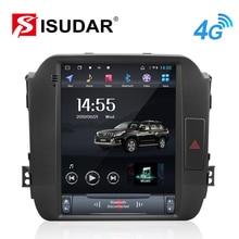 Isudar H53 Verticale 1 Din Android Auto Radio Per Kia/Sportage 2010 2016 GPS Car Multimedia di RAM 4G ROM 64GB DSP Octa Core USB DVR