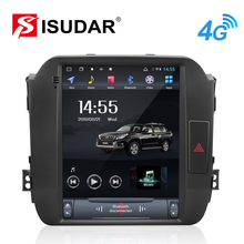 Isudar H53 Verticale 1 Din Android Auto Radio Voor Kia/Sportage 2010 2016 Gps Auto Multimedia Ram 4G Rom 64Gb Dsp Octa Core Usb Dvr