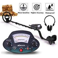 KKmoon MD-5070 8.7 Inch Waterproof Search Coil Handheld Portable Metal Detector Metal Detecting Tool Treasure Gold Metal Finder