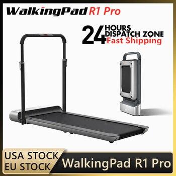 STOCK europeo EE. UU. De WalkingPad R1 Pro cinta plegable vertical de caminar correr 2 en 1 de ejercicio de Control de la aplicación
