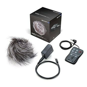 Zoom APH-5 Accessory Pack for H5 Portable Recorder New F/S