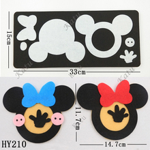 Cartoon animals wooden die Cutting Die Suitable for common die-cutting machines in the market