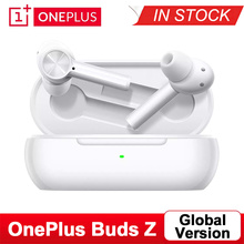 New Global Version Oneplus Buds Z Wireless Bluetooth 5.0 TWS Earphone IP55 Water Resistant Earbuds 450mAh For Oneplus 8T 8 Pro 7