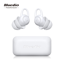 Sleeping-Safety-Supplies Ear-Protection Ear-Plugs-40db Noise-Reduction Bluedio Sound-Insulation