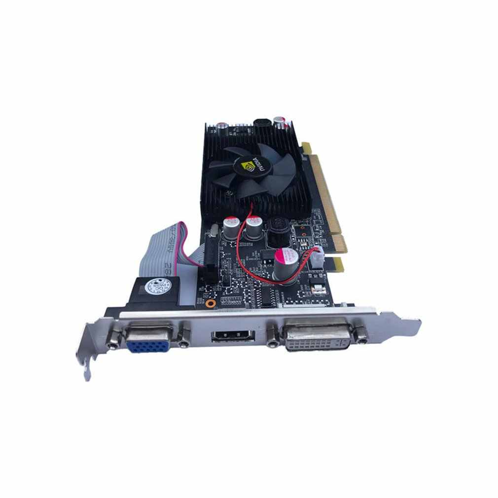 بطاقة فيديوهات PNY NVIDIA GeForce VCGGT610 XPB بمساحة 1 جيجابايت DDR3 SDRAM PCI Express 2.0