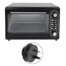 JN-M48A 2000W Household Desktop Baking Electric Oven 48L Black AU/EU Plug 220V(China)