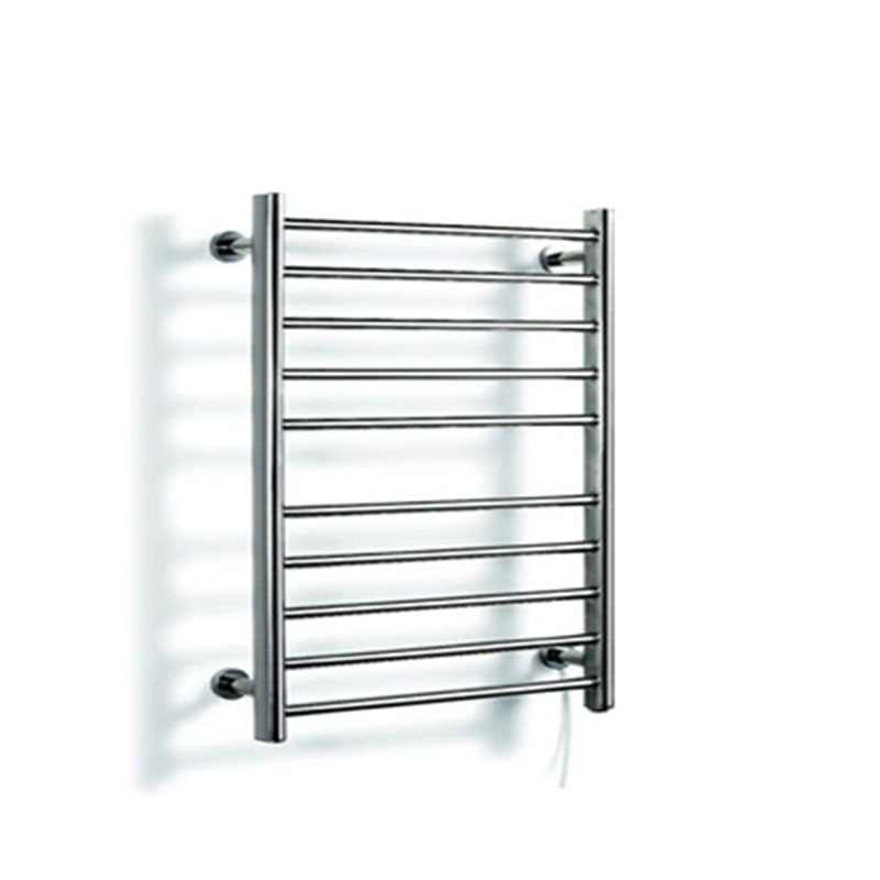 Heated Towel Rail,stainless Steel Electric Towel Racks Warmer Heater,voltage110-240v,for The Bathroom Rapid Heat Dissipation