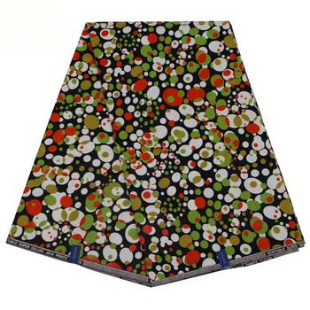 2020 Batik Prints African Wax Fabric 100% Cotton Ankara Kente Real Nigeria Wax Fabric 6yards for Party Dress 2020 african wax batik prints fabric 100% cotton ankara kente real nigeria wax fabric best quality for dress 6yards
