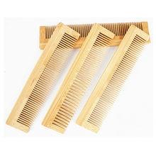 1 pièces de haute qualité Massage peigne en bois bambou cheveux évent brosse brosses soins des cheveux et beauté SPA masseur gros soins des cheveux peigne