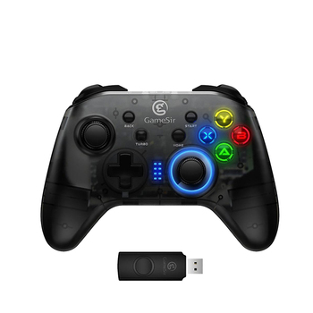 Game controller wireless bluetooth gamepad for switch TV android Windows PC PS3 gamepad фото