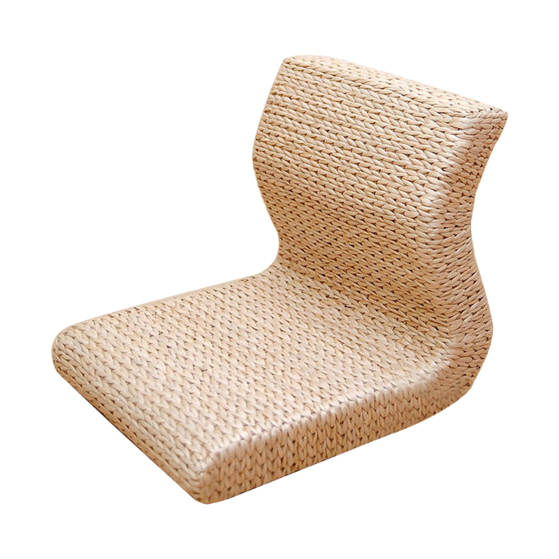 Rattan Tatami And Room Chair Legless Chair Chair Back Chair Lazy Chair Back Chair Bay Window Chair Japanese Style Chair