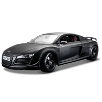 1:18 R8 Alloy vehicle Diecast Metal Model Car Toy Collection Fast & Furious sports car Simulation original car models gift