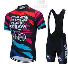 Bib Shorts Cycling-Jerseys Bike Bicycle Maillot Summer 9D Multicolor