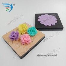 قالب تقطيع الزهور 2019 مناسب لآلات الأغراض العامة MY3925
