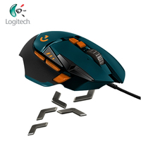Logitech G502 HERO Gaming Mouse League of Legends (LOL) Limited Edition Professional Computer Mouse Official Agency Test