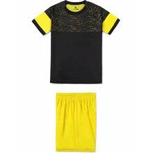 цена на 18-19 camisetas de fútbol para niños, trajes de competición para equipo, trajes de entrenamiento de fútbol en blanco, se pueden