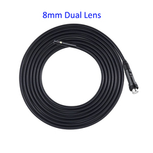 Teslong Endoscope Camera Snake Tube 3.9mm 5.5mm 7.6mm Cable 5.5mm 8mm Dual lens 14.5mm Auto focus Cable For NTS300 NTS500