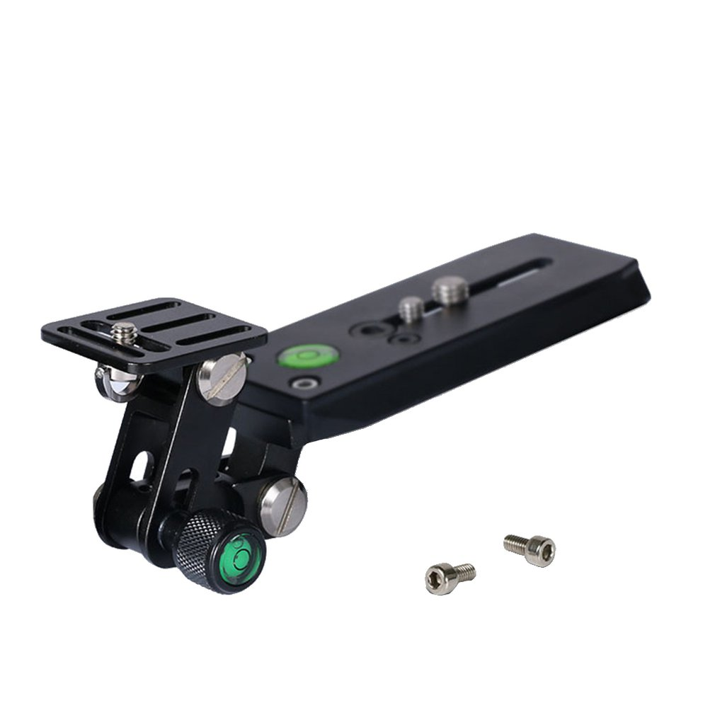 Telephoto Zoom Lens Holder Long Focus Camera Support Quick Release Plate Bracket