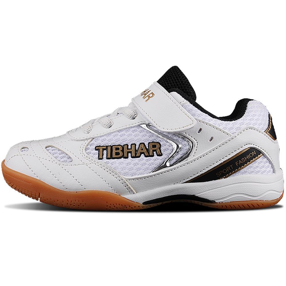 Original Tibhar Children Table Tennis Shoes New Arrival For Kids Boy Girls Ping Pong Sport Sneakers