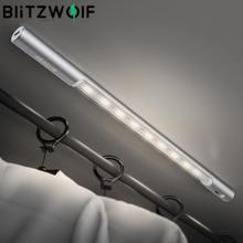 BlitzWolf BW FUN6 UV Sterilizator Lamp Light & PIR Sensor Type C USB UV Cabinet Light Germicidal Disinfection Light for Home
